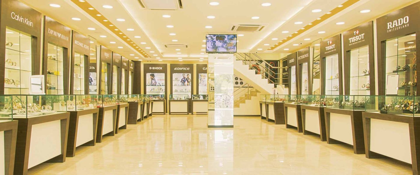 Just In Time - Online Watch Store with 30+ stores across India